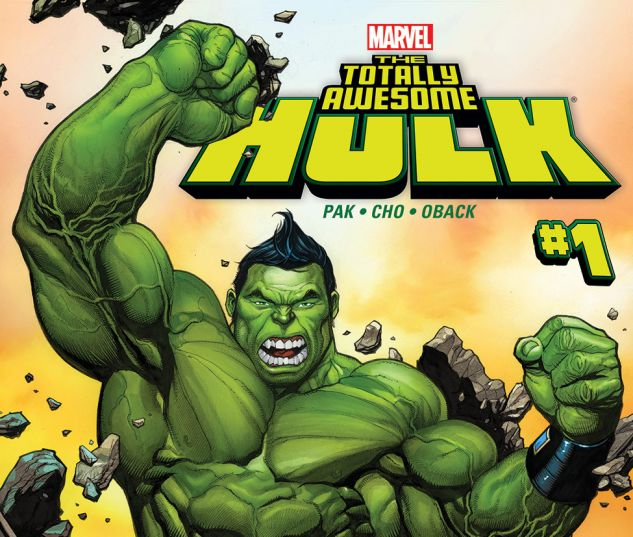 Totally awesome hulk #1 online dating