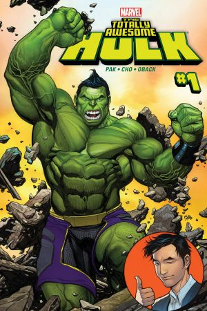 The Totally Awesome Hulk #1