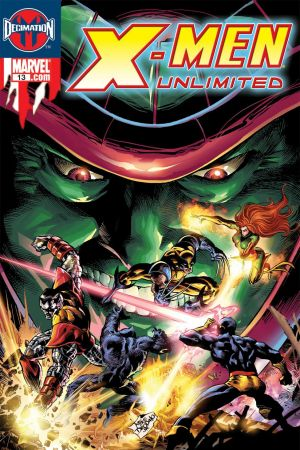 X-Men Unlimited (2004) #13