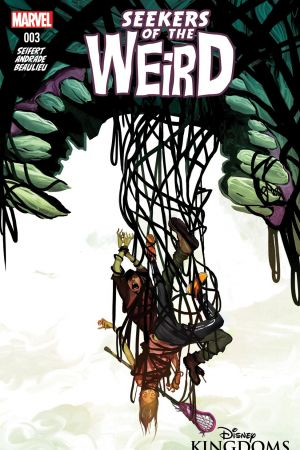 Disney Kingdoms: Seekers of the Weird (2014) #3