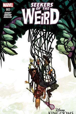 Disney Kingdoms: Seekers of the Weird #3