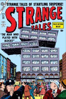 Strange Tales #31