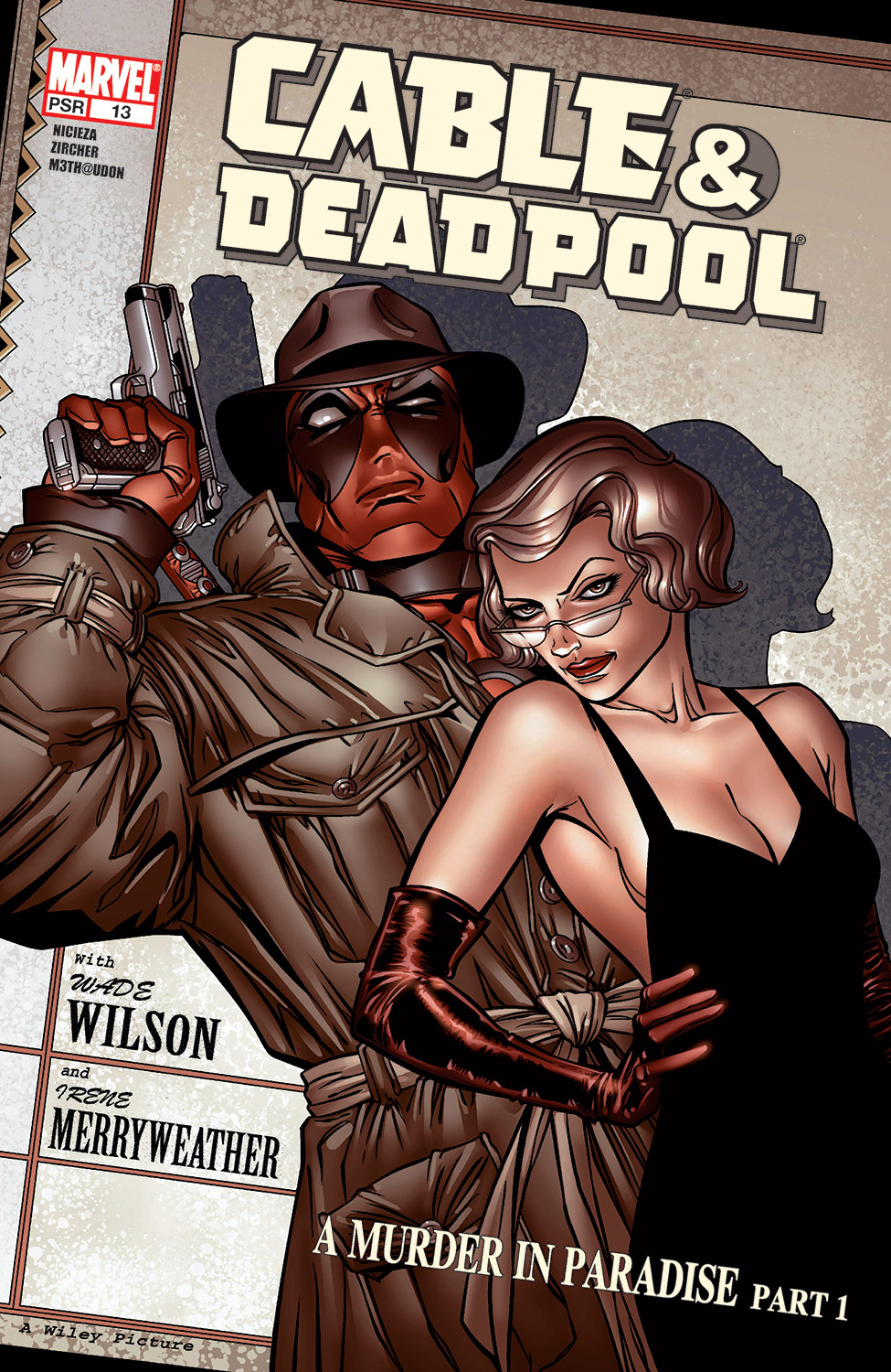 Cable & Deadpool (2004) #13