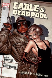 Cable/Deadpool Vol. 3: The Human Race (Trade Paperback)