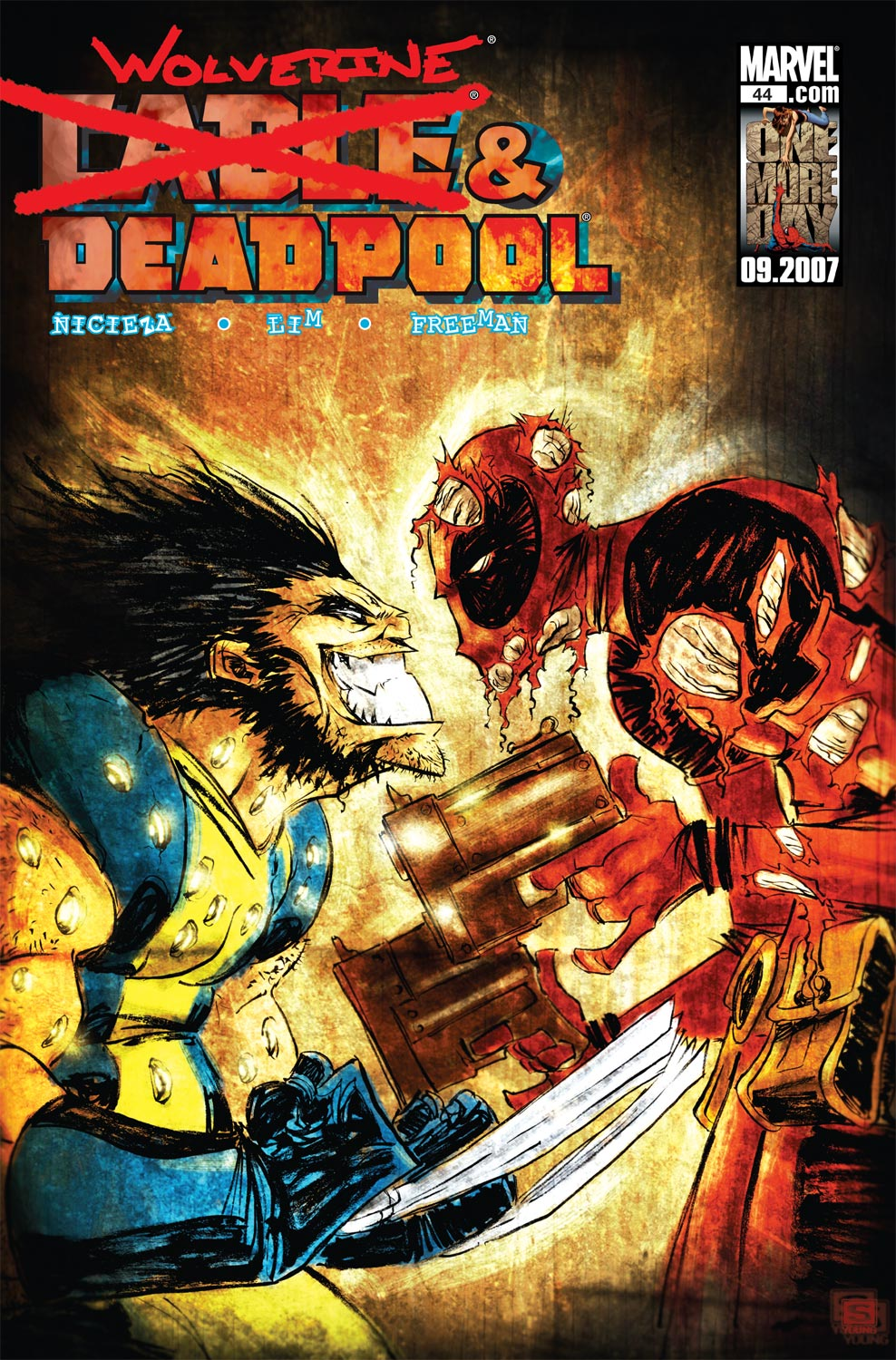 Cable & Deadpool (2004) #44
