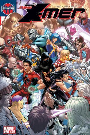 New X-Men #22