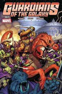 Guardians of the Galaxy (2015) #7