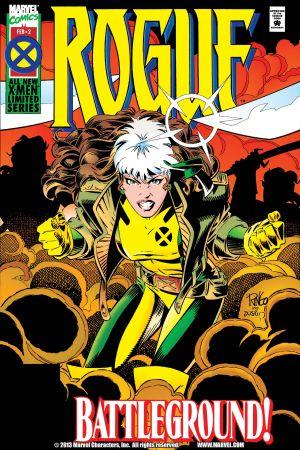 Rogue (1995) #2