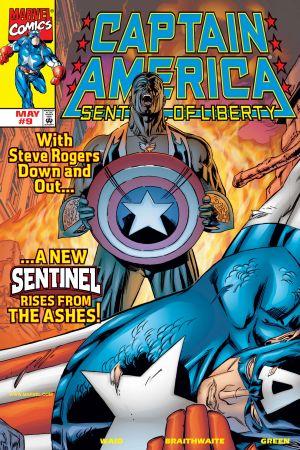 Captain America: Sentinel of Liberty #9