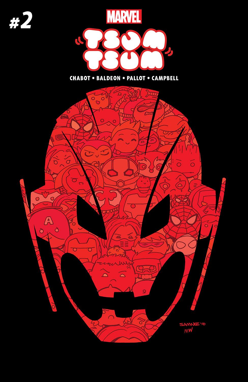 Marvel Tsum Tsum (2016) #2