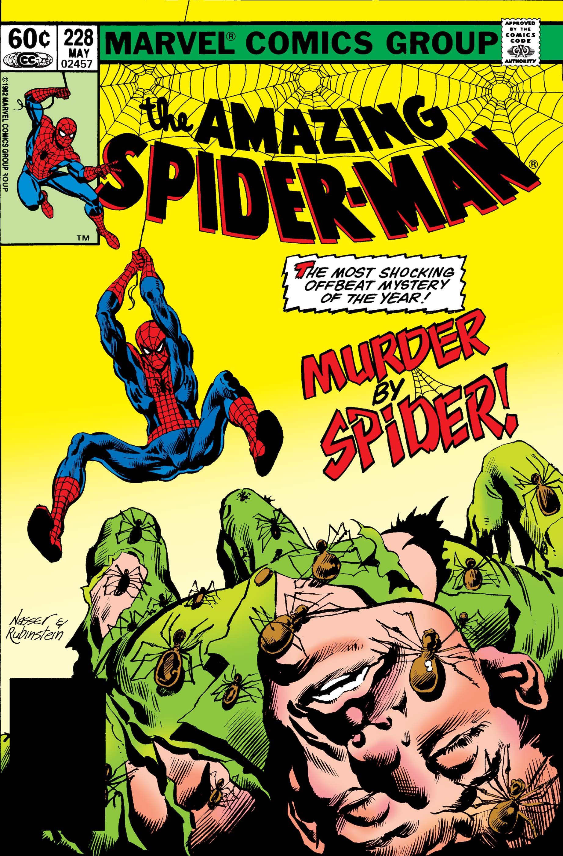 The Amazing Spider-Man (1963) #228