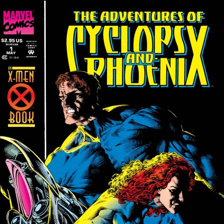 Adventures of Cyclops & Phoenix (1994)