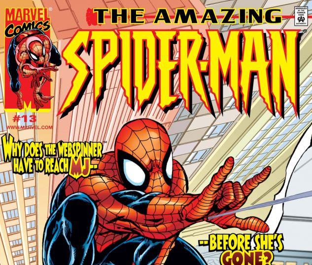 Amazing Spider-Man (1999) #13