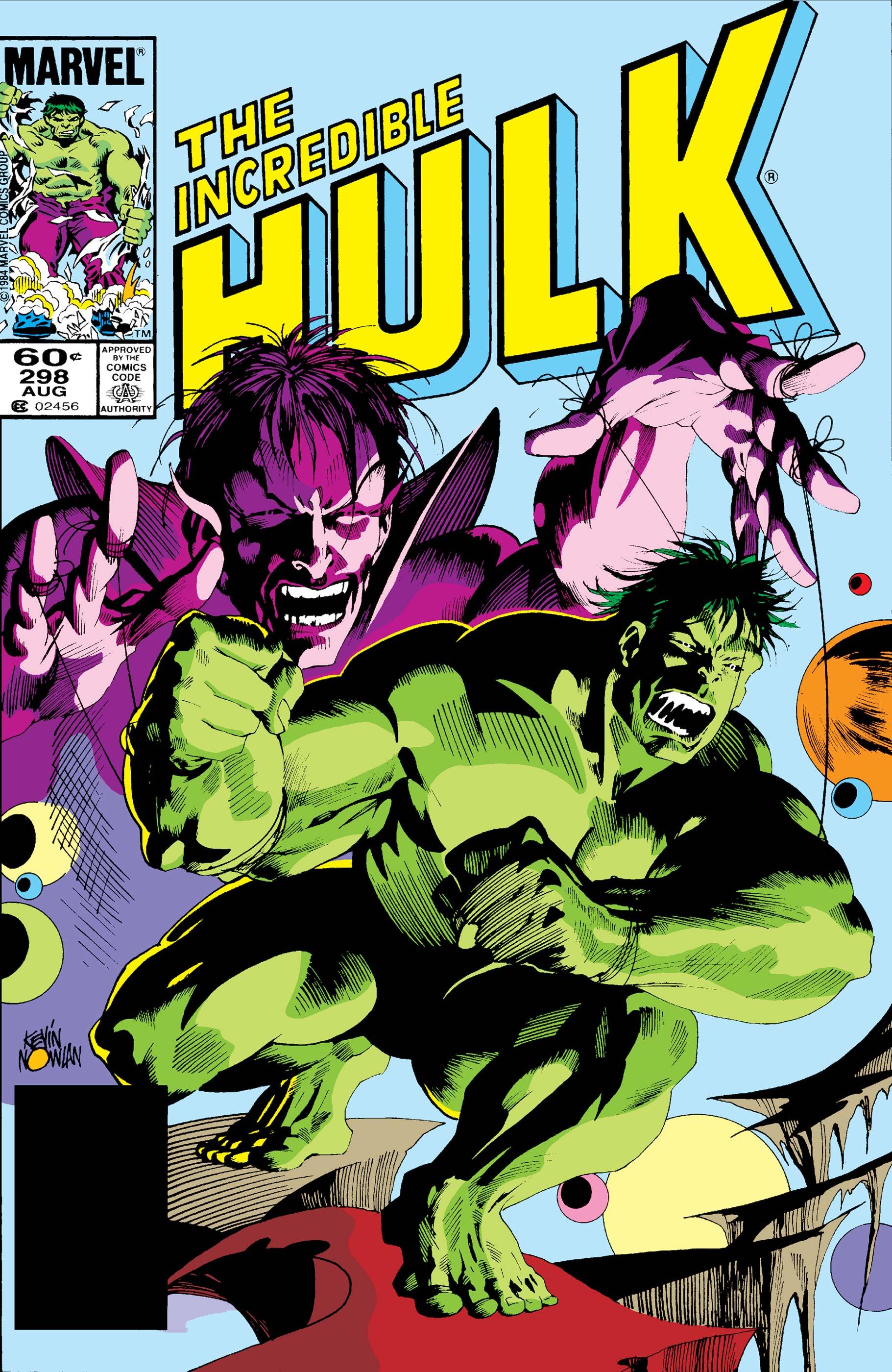 Incredible Hulk (1962) #298