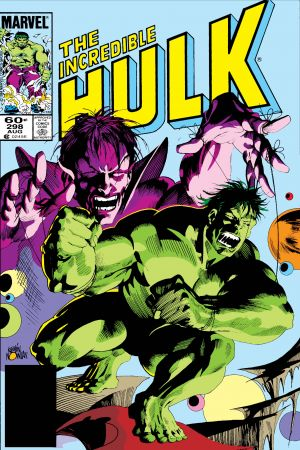 Incredible Hulk #298