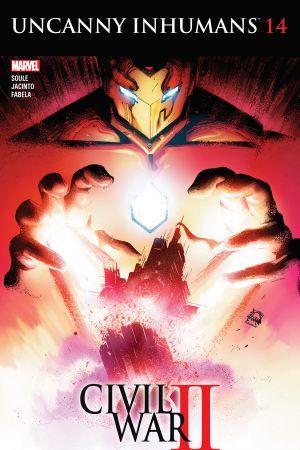 Uncanny Inhumans (2015) #14