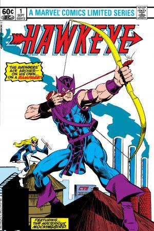 Hawkeye (1983) #1