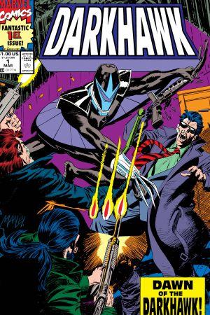 Darkhawk (1991) #1