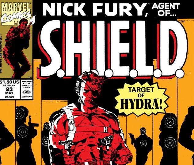 Nick Fury, Agent of Shield (1989) #23