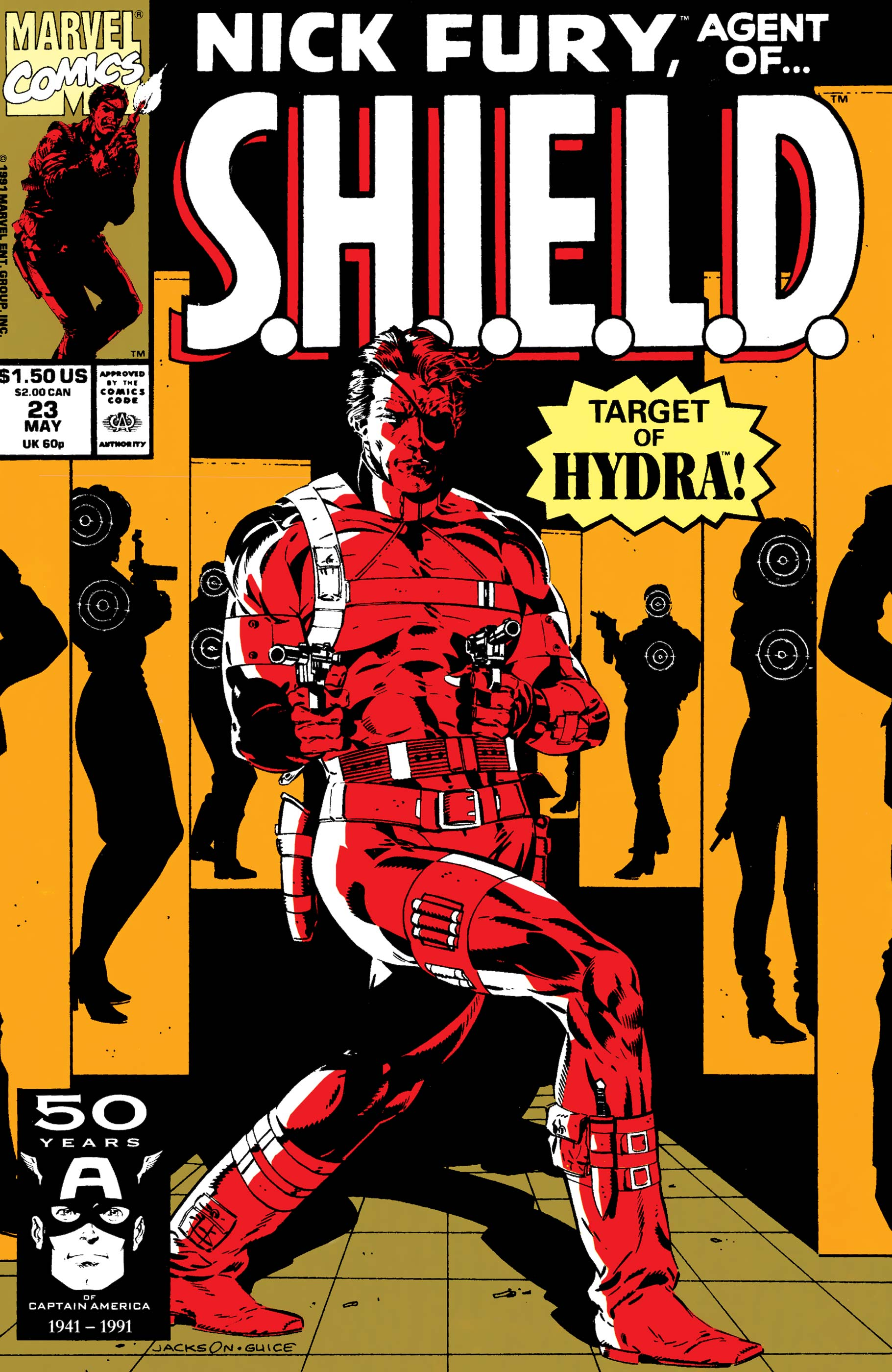 Nick Fury, Agent of S.H.I.E.L.D. (1989) #23