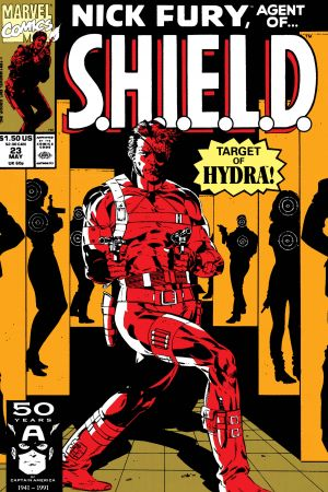 Nick Fury, Agent of S.H.I.E.L.D. #23