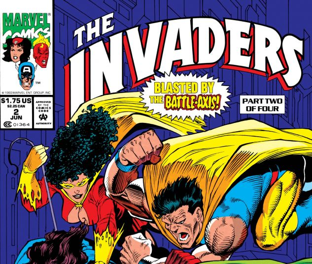 Invaders (1993) #2