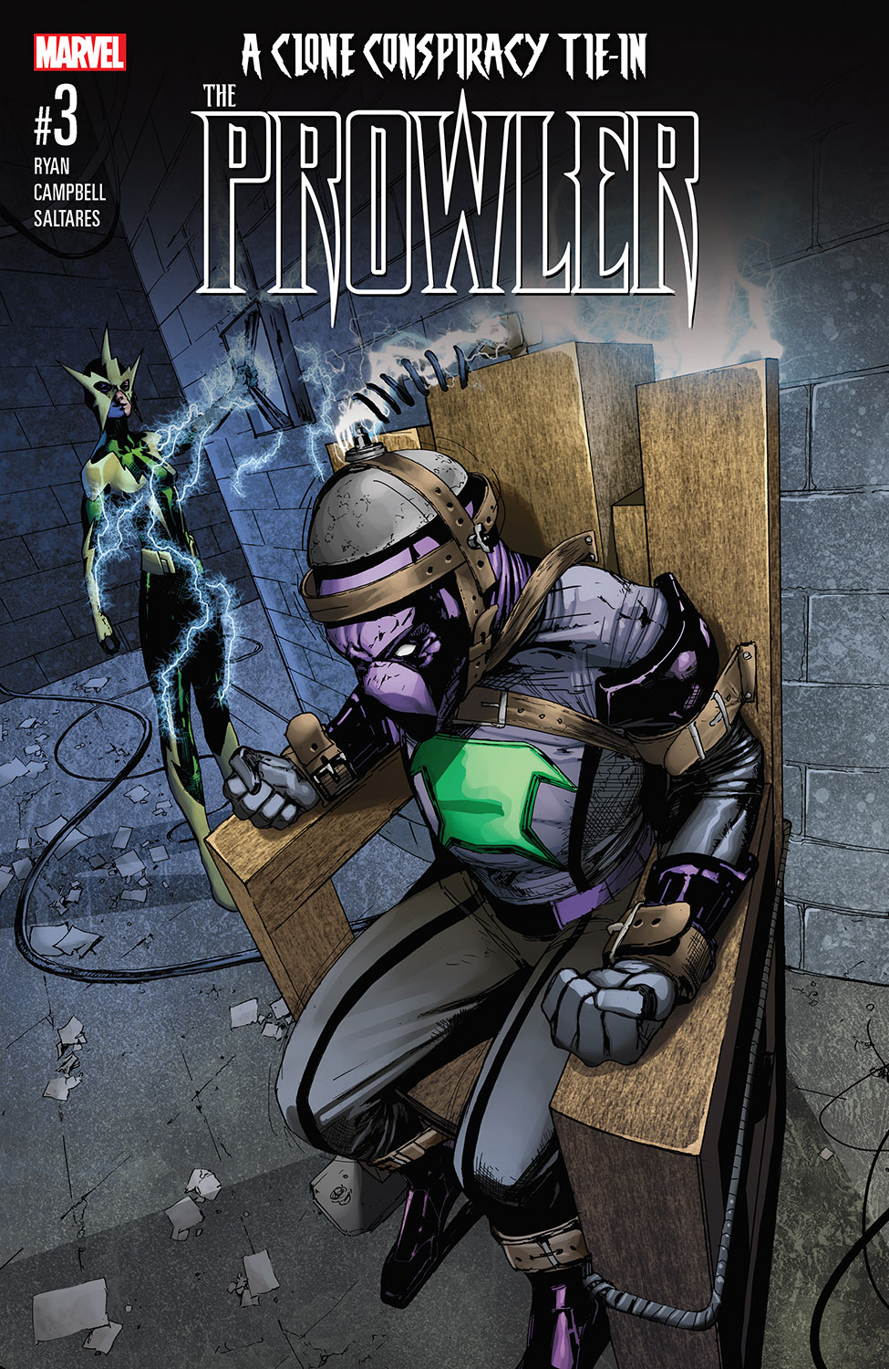 Prowler (2016) #3
