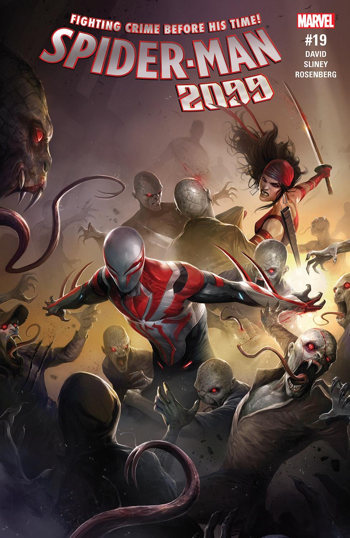 Spider-Man 2099 (2015) #19