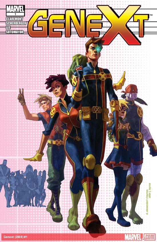 Genext (2008) #1