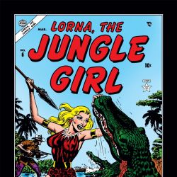 Lorna the Jungle Girl (1954 - 1957)