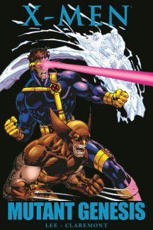 X-Men: Mutant Genesis (Trade Paperback)