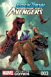 Lockjaw and the Pet Avengers #3