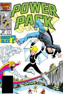 Power Pack (1984) #22