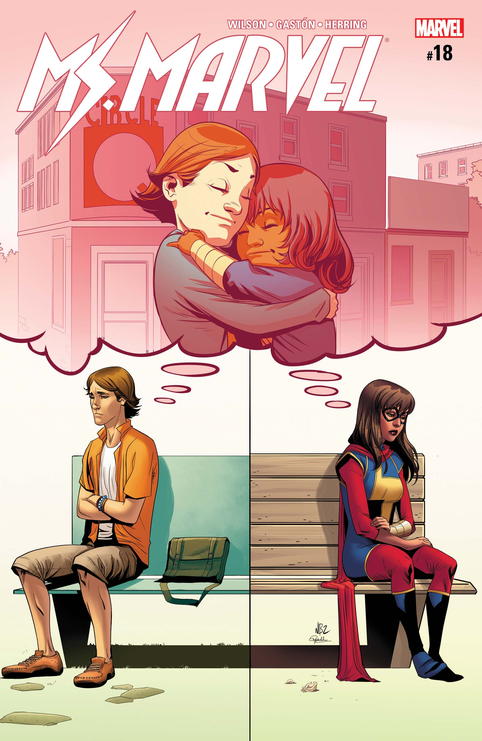 Ms. Marvel (2015) #18