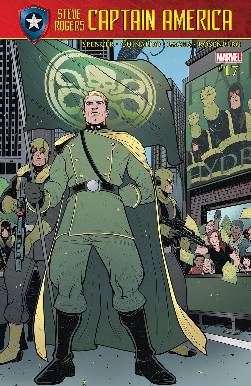 Captain America: Steve Rogers (2016) #17