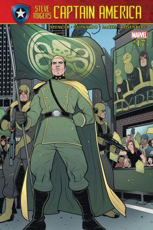 Captain America: Steve Rogers #17