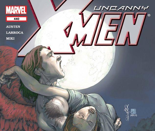UNCANNY X-MEN (1963) #440