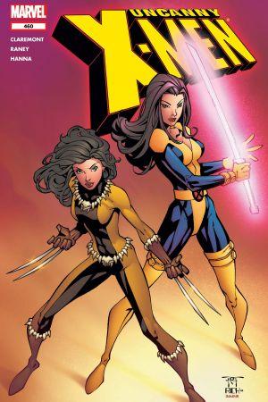 Uncanny X-Men #460