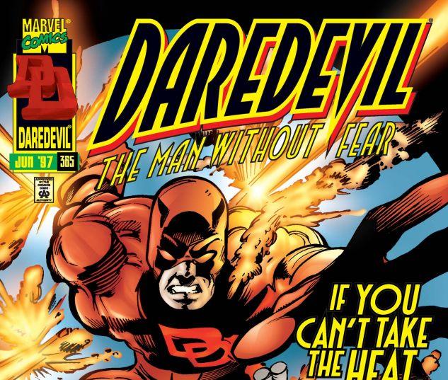 DAREDEVIL (1964) #365