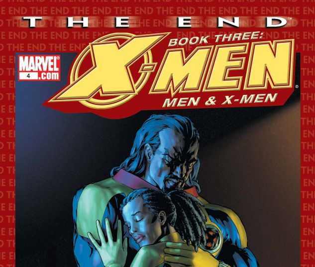 X-MEN: THE END - MEN AND X-MEN (2006) #4
