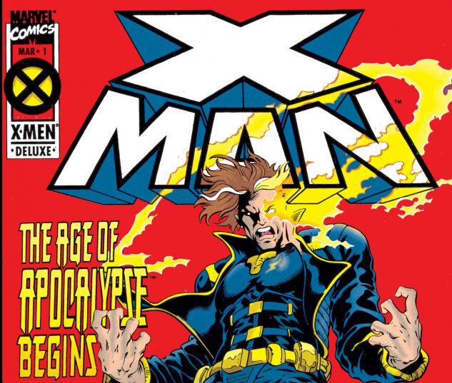 X-Man (1995) #1