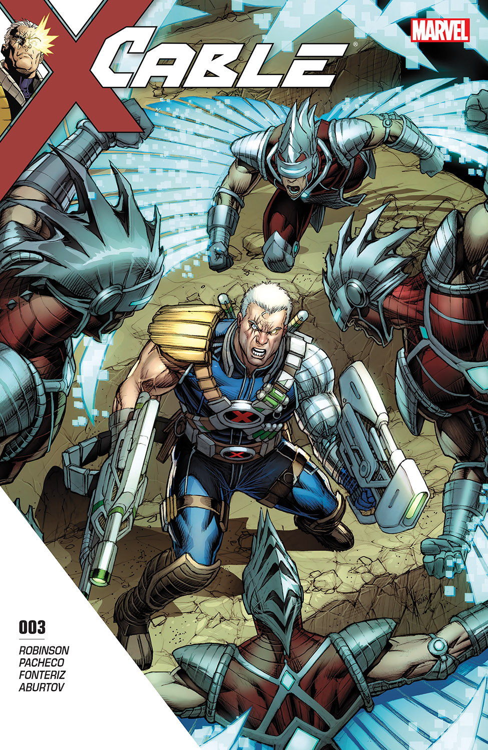 Cable (2017) #3