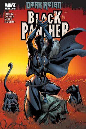 Black Panther (2009) #3