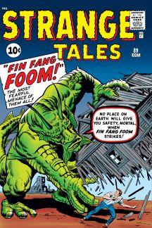 Strange Tales (1951) #89