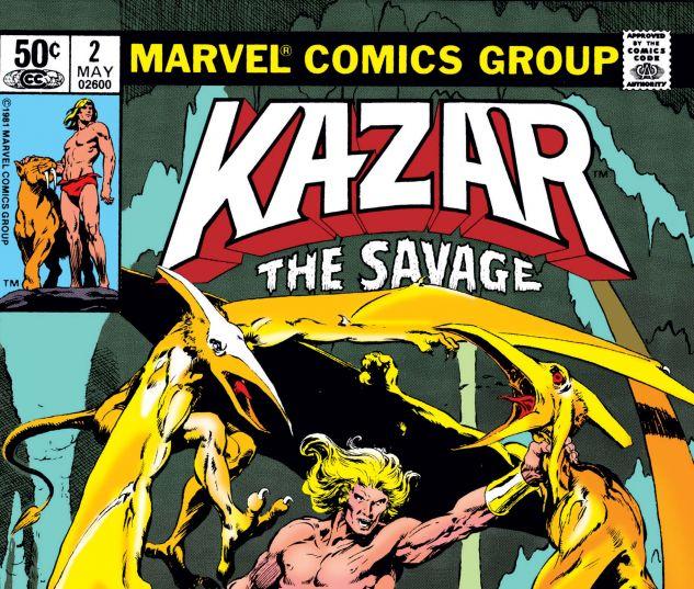 Cover Kazar 2