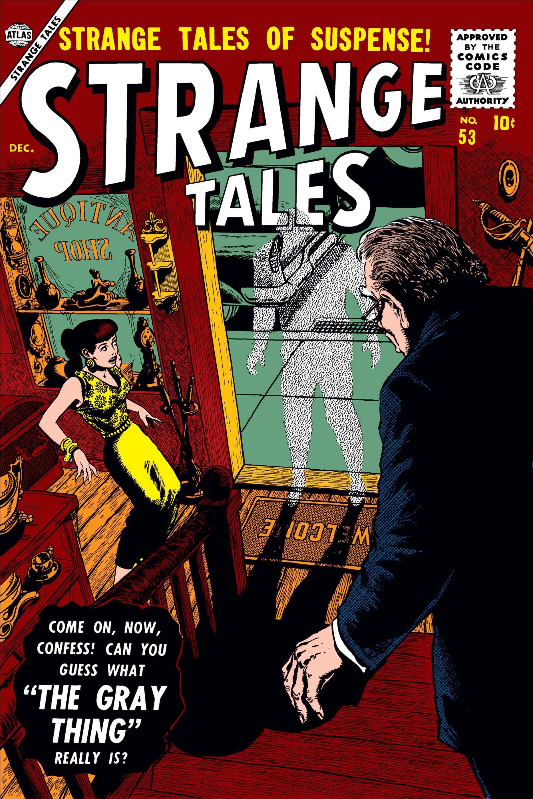 Strange Tales (1951) #53