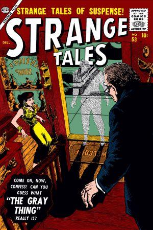 Strange Tales #53