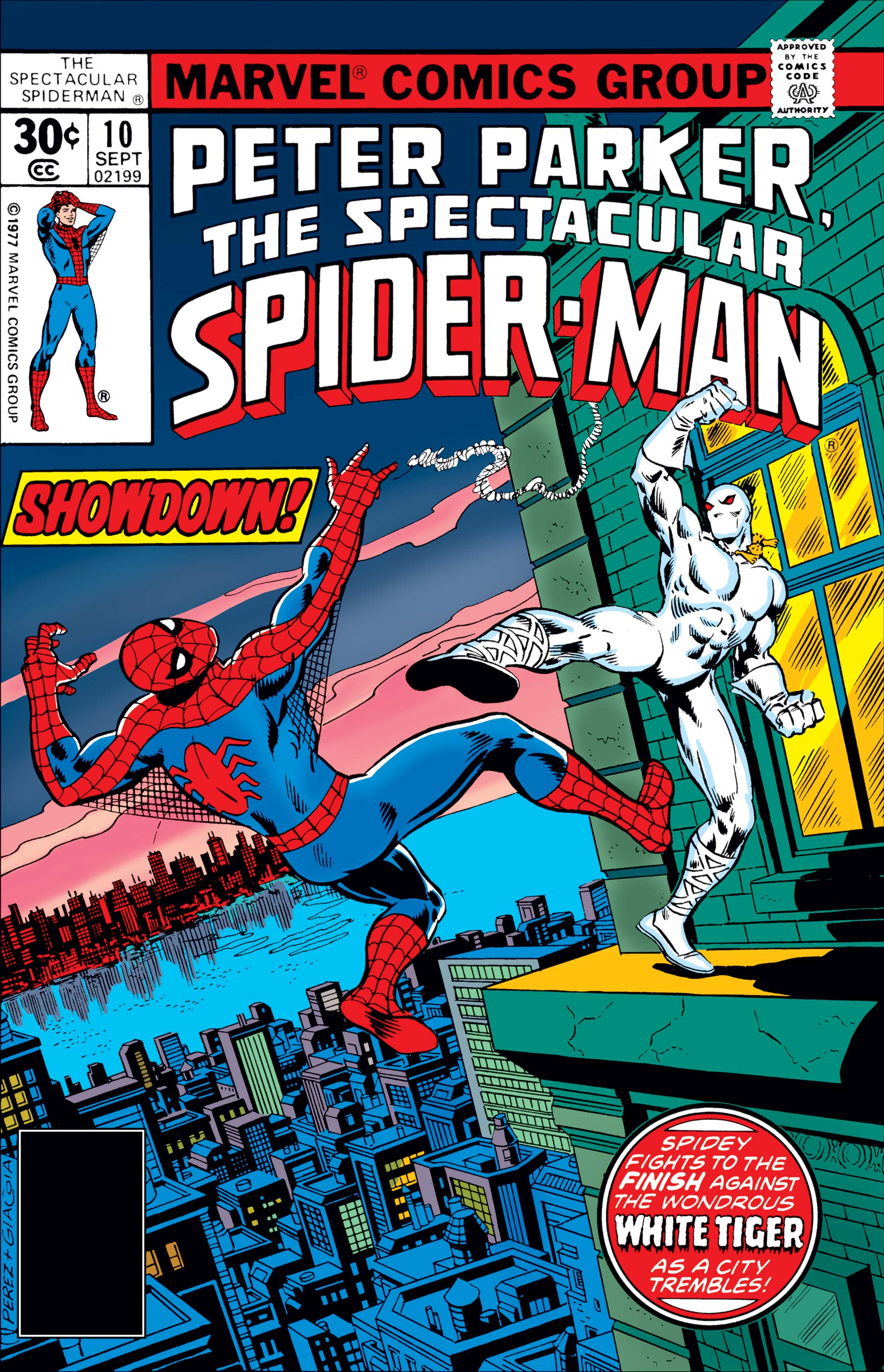 Peter Parker, the Spectacular Spider-Man (1976) #10