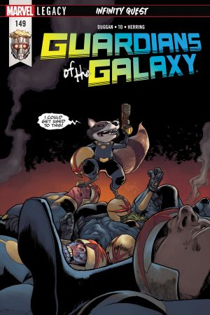 All-New Guardians of the Galaxy #149