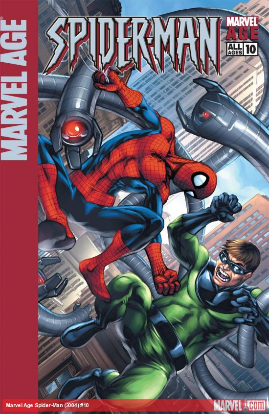 Marvel Age Spider-Man (2004) #10